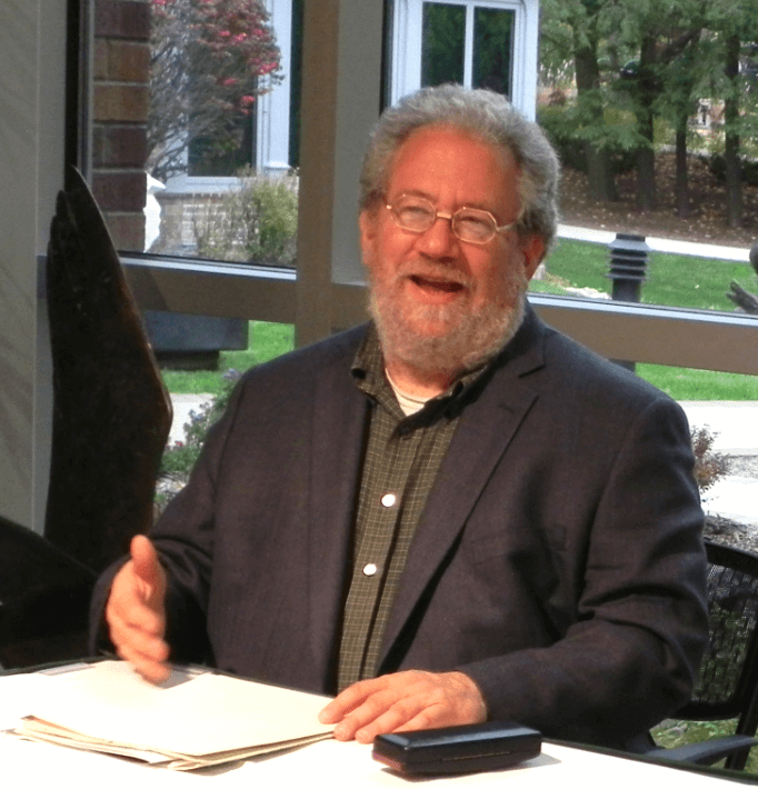 Guest Author Joel Greenberg