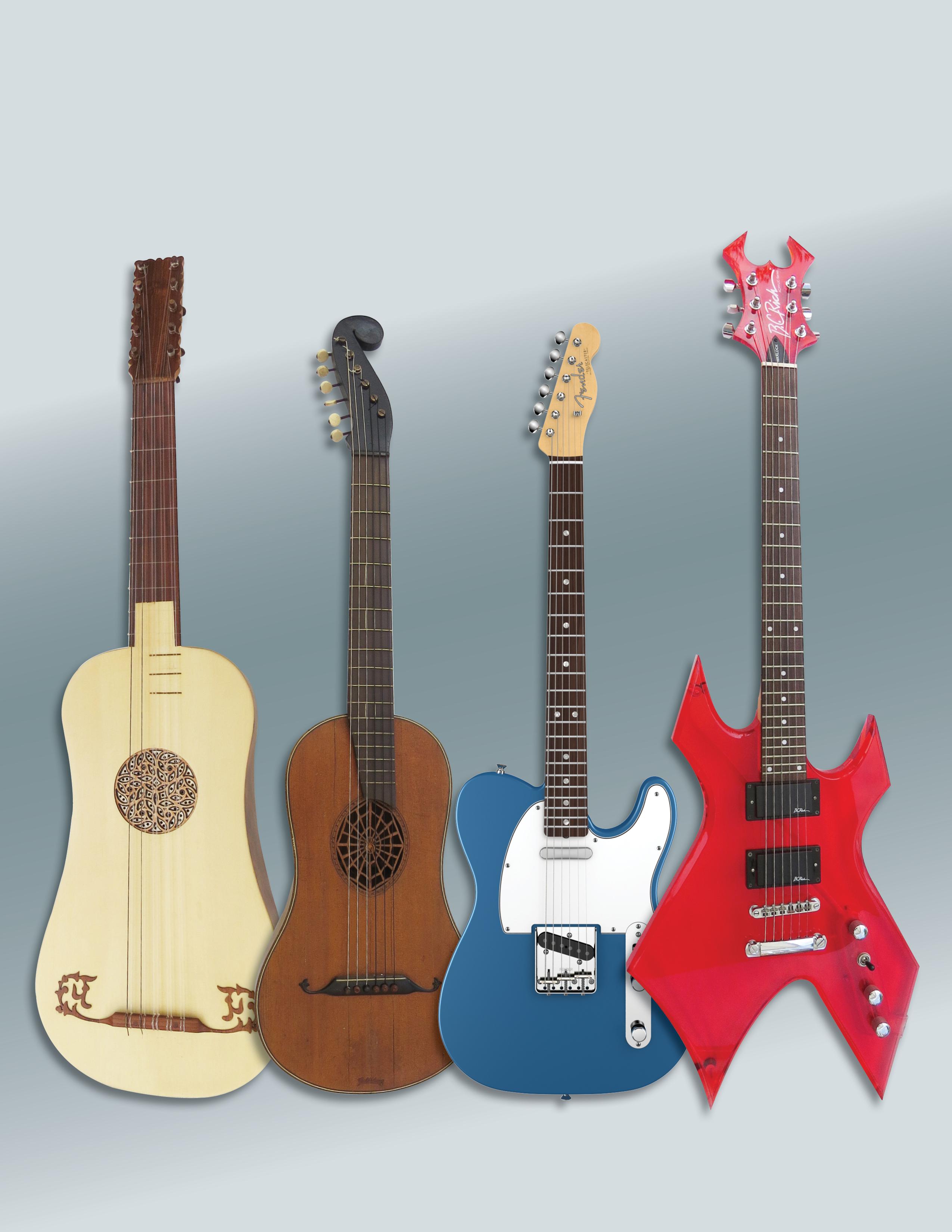 Guitar Lineup Image