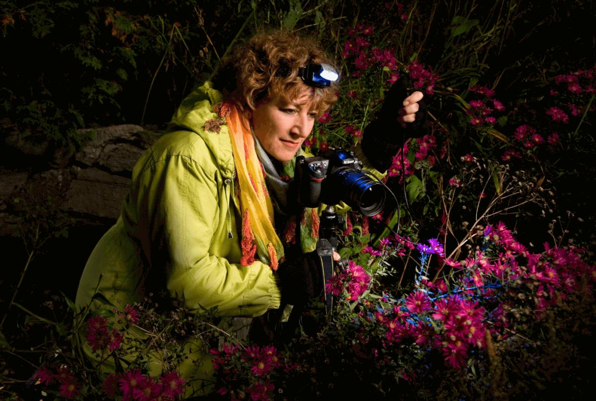 Photographer Linda Rutenberg