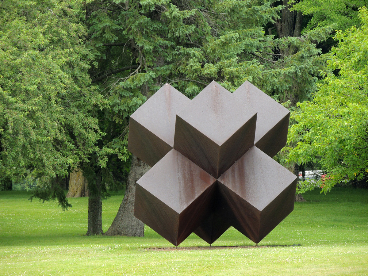 blog7-1-15LyndenSculpture -Salem No.7, 1967 Antoni Milkowski