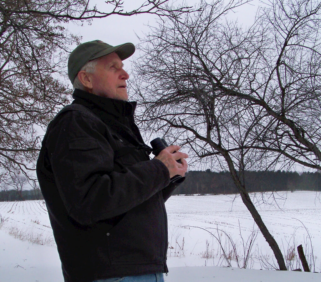 Ecologist Alan Haney