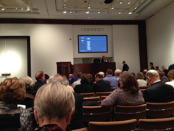 Christie's American Art Auction