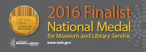 2016Finalists_10 IMLS Medal Finalist button