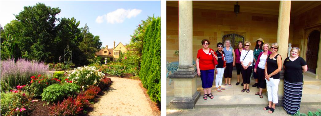 Garden Tour at Paine, Blog