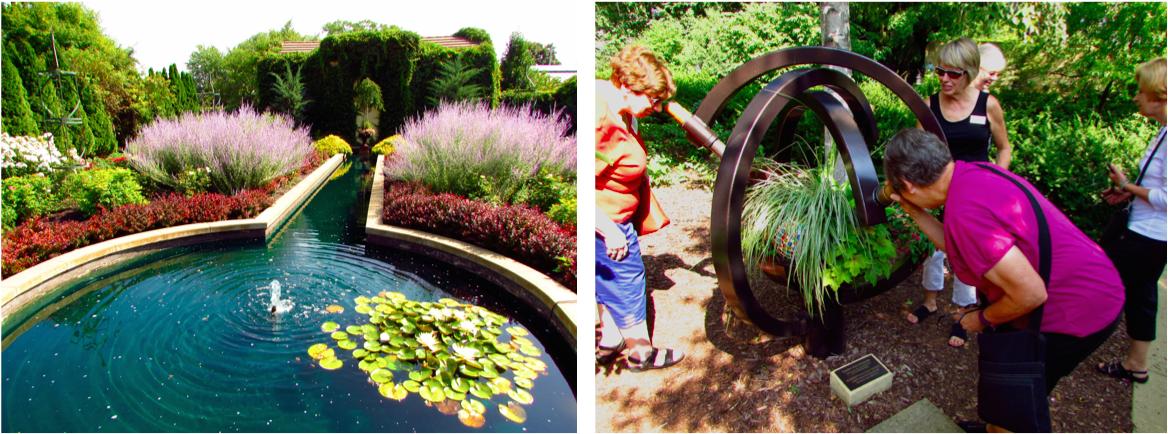 Paine Garden Kleidoscope, Blog